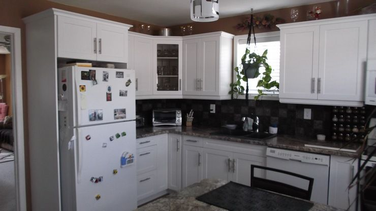 New Kitchen Cabinets Gallery